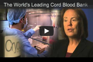 The World's Leading Cord Blood Bank
