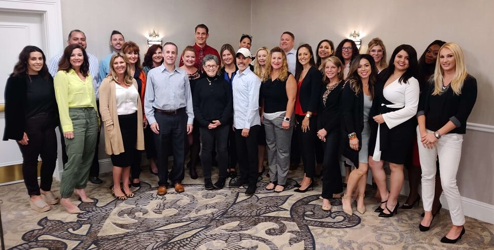 Cryo-Cell Educators featured with Cryo-Cell's CEOs and Dr. Joanne Kurtzberg