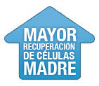 Mayor recuperacion de celulas madre