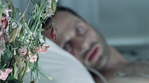 Rick awakens from his coma on The Walking Dead